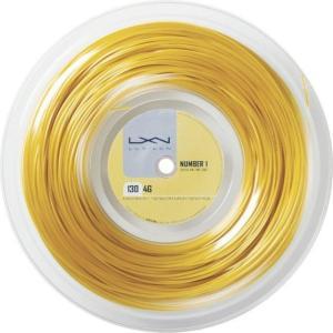 ウィルソン ユニセックス アクセサリー Luxilon 4G Soft 16 Tennis String  200M Reel sneakersuppliers