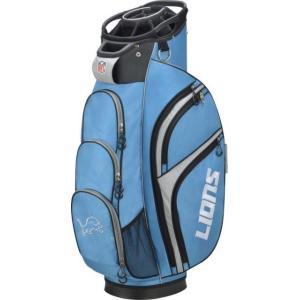 ウィルソン ユニセックス 鞄 リュック Detroit Lions Cart Golf Bag sneakersuppliers