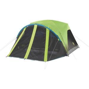 コールマン ユニセックス テント Carlsbad 4-Person Dome Tent with Screen Room sneakersuppliers