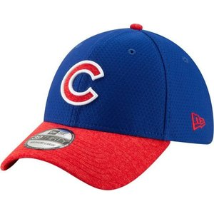 ニューエラ ユニセックス 帽子 キャップ Youth Chicago Cubs 39Thirty Pop Shadow Stretch Fit Hat|sneakersuppliers