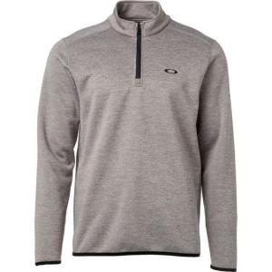 オークリー メンズ シャツ トップス Men's Midweight Golf 1/4 Zip|sneakersuppliers
