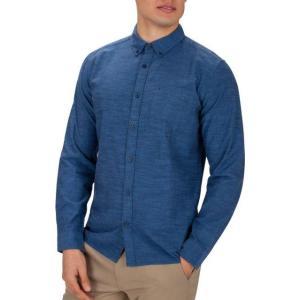 ハーレー メンズ シャツ トップス Men's One & Only 2.0 Woven Long Sleeve Shirt|sneakersuppliers