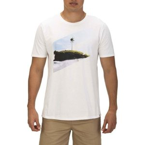 ハーレー メンズ シャツ トップス Men's Icon Slash Palm T-Shirt|sneakersuppliers