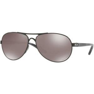 オークリー レディース サングラス Women's Feedback Polarized Sunglasses|sneakersuppliers