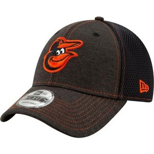 ニューエラ ユニセックス 帽子 キャップ Youth Baltimore Orioles 9Forty Team Tread Adjustable Hat|sneakersuppliers
