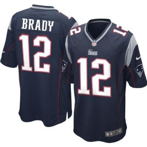 Youth Home ユニセックス  Game Jersey New England Patriot...