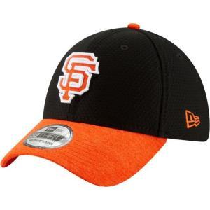 ニューエラ ユニセックス 帽子 キャップ Youth San Francisco Giants 39Thirty Pop Shadow Stretch Fit Hat|sneakersuppliers