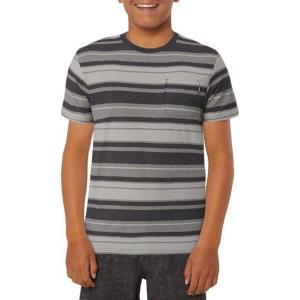 オニール ボーイズ シャツ トップス Boys' Pinnacle Crew T-Shirt|sneakersuppliers