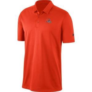 ナイキ メンズ ティーシャツ Men's Cleveland Browns Franchise Orange Polo|sneakersuppliers