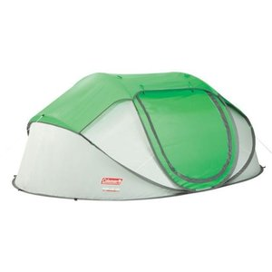 Pop Up ユニセックス  4 Person Te Camping & Hiking Un...