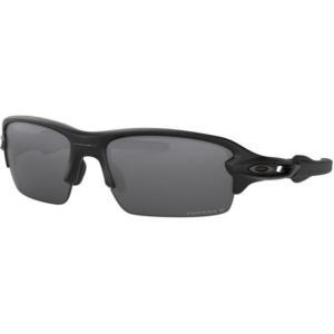 オークリー ユニセックス サングラス Youth Flak XS Prizm Polarized Sunglasses|sneakersuppliers