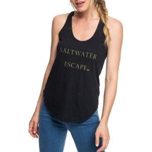レディース シャツ トップス Women's Saltwater Racerback Tank Top|sneakersuppliers