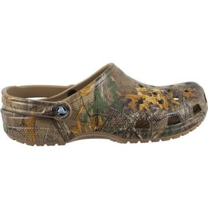 クロックス ユニセックス サンダル Adult Classic Realtree Xtra Clogs|sneakersuppliers