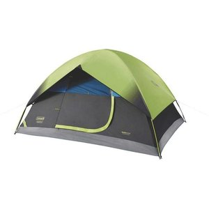 4-Person Dark ユニセックス  Room Sundome Dome Te Camping...