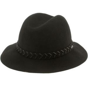 ユニセックス 帽子 キャップ RVCA Rosy Fruits Fedora Hat (black)|sneakersuppliers