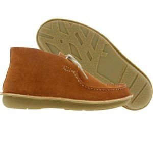 ユニセックス スニーカー シューズ Timberland Pozu Moc Toe Chukka (rust suede brown)|sneakersuppliers