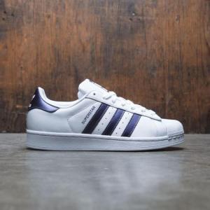 ユニセックス スニーカー シューズ Adidas Women Superstar W (white / purple night metallic / footwear white)|sneakersuppliers