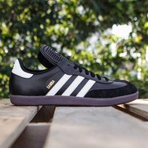 アディダス Adidas Men Samba Classic (black / white) スニーカー シューズ  メンズ ブラック 黒色
