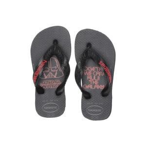 ハワイアナス ボーイズ サンダル Max Star Wars Flip Flops (Toddler/Little Kid/Big Kid) sneakersuppliers