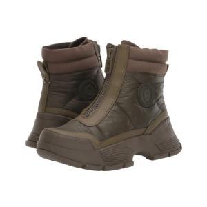 Brenda ユニセックス Boots Women ユニセックス Moss Green  並行輸入商...