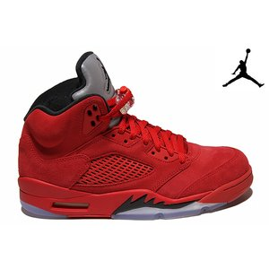 NIKE AIR JORDAN 5 RETRO 「RED S...
