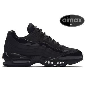 NIKE WMNS AIR MAX 95 307960-010 BLACK/BLACK-BLACK ...
