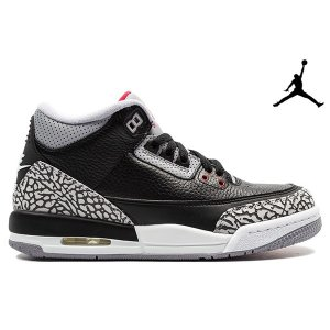 NIKE AIR JORDAN 3 RETRO OG BG ...