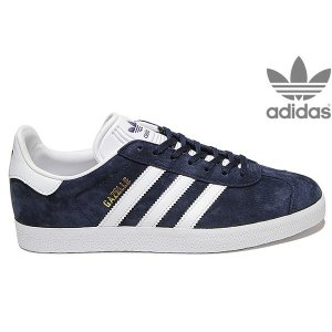 adidas Originals GAZELLE BB5478 COLLEGE NAVY/WHITE...