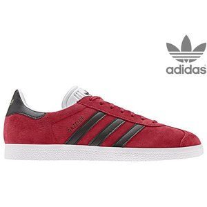 adidas Originals GAZELLE EE5521 SCARLET/CORE BLACK...