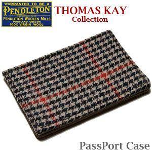 PENDLETON 「Thomas kay Collection」 PassPort Case GZ912 Horween Chromexcel Cowhide Leatherペンドルトン パスポート ケース カバー ホーウィーン クロムエ|sneeze