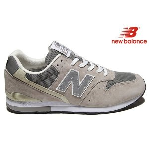 NEW BALANCE MRL996 AG GRAY SUE...