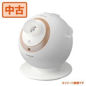 中古 Panasonicパナソニック ナイトスチーマー ナノケア EH-SA40-N ゴールド調