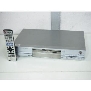 #【中古】Panasonicパナソニック HDD内蔵DVDレコーダー DIGAディーガ HDD160GB DMR-E87H-S