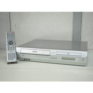 中古 東芝TOSHIBA VTR一体型DVDビデオプレーヤー DVDプレーヤー一体型VHSビデオデッキ SD-V250