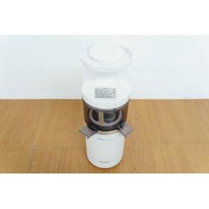 中古 SHARPシャープ スロージューサー juicepresso ジュースプレッソ EJ-CP10A-W 低速ジューサー 低速圧縮絞り|snet-shop|02