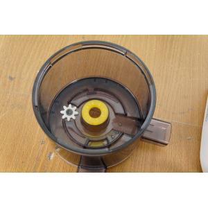 中古 SHARPシャープ スロージューサー juicepresso ジュースプレッソ EJ-CP10A-W 低速ジューサー 低速圧縮絞り|snet-shop|04