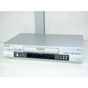 【中古】Panasonicパナソニック VHSハイファイビデオ ビデオデッキ NV-HX33G