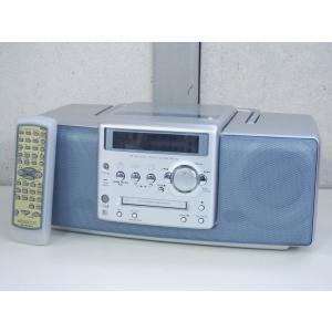 #【中古】KENWOODケンウッド MD/CDパーソナルステレオシステム RAMPAGEランページ CD/MD/ラジオ MDX-K1-L オーディオ