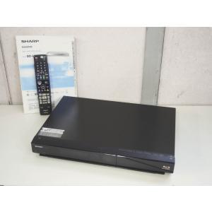 #【中古】SHARPシャープ ブルーレイディスクレコーダー AQUOSアクオスブルーレイ HDD320GB BD-HDS32 BDレコーダー