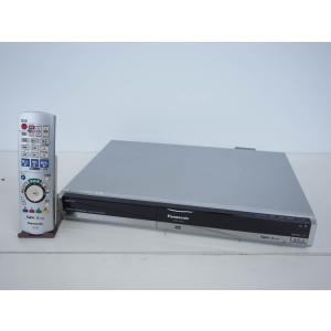 中古 Panasonicパナソニック HDD内蔵DVDレコーダー DIGAディーガ 地デジ対応 HDD500GB DMR-XW31-S
