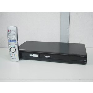 #【中古】Panasonicパナソニック HDD搭載ハイビジョンDVDレコーダー DIGAハイビジョンディーガ HDD160GB DMR-XE1-K