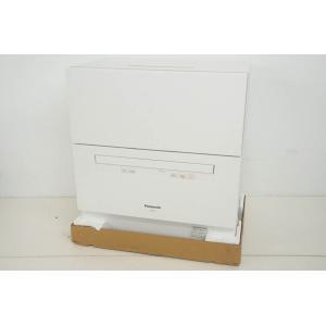 展示品 Panasonicパナソニック 食器洗い乾燥機 NP-TA2-W 食洗機 食器点数40点 2...