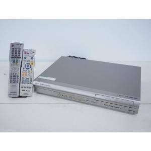 中古 SHARPシャープ AQUOS 地上・BS・110度CSデジタルチューナー内蔵 ハイビジョンレコーダー DV-AC32 HDD250GB