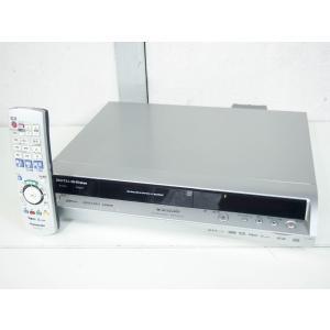 #【中古】Panasonicパナソニック HDD内蔵DVDレコーダー DIGAディーガ 地デジ対応 HDD200GB DMR-EX150-S