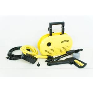 中古 KARCHERケルヒャー 家庭用高圧洗浄機 JTK 25