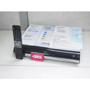 #【中古】SHARPシャープ AQUOS 地上・BS・110度CSデジタルフルハイビジョンレコーダー DV-ACW72 HDD250GB