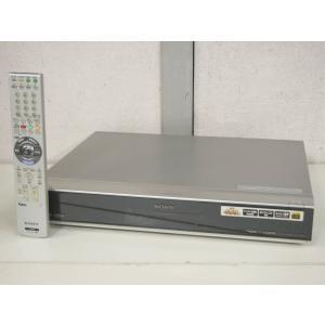 #【中古】SONYソニー デジタルハイビジョンチューナー内蔵HDD搭載DVDレコーダー スゴ録 地デジ対応 HDD400GB RDZ-D800