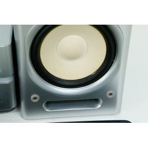 中古 SONYソニー HDDコンポ CD/ラジオ NETJUKE NAS-D500HD オーディオ HDD容量160GB ハードディスクコンポ シルバー|snet-shop|04