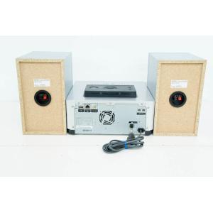 中古 SONYソニー HDDコンポ CD/ラジオ NETJUKE NAS-D500HD オーディオ HDD容量160GB ハードディスクコンポ シルバー|snet-shop|06