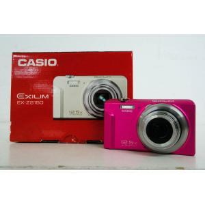 中古 CASIOカシオ コンパクトデジタルカメラ EXILIMエクシリム 1610万画素 EX-ZS...